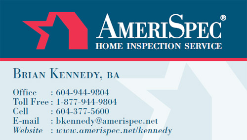 AmeriSpec Business card
