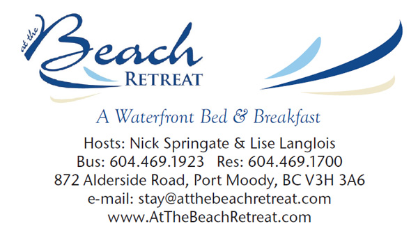 The Beach Retreat - Bed and Breakfast